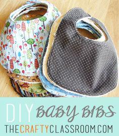 Baby Bibs Pattern