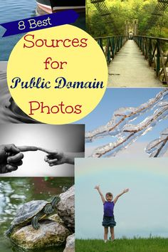 The 8 Best Sources for Public Domain Photos - IBA