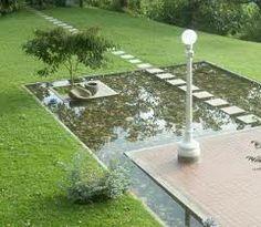 espejos de agua en jardines - Buscar con Google