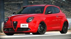 Car: Alfa Romeo MiTo aka: Little Devil Year: 2009 Color: Alfa Red Engine: Modified 1.4L inline-4 296hp@6400rpm 238lb-ft@6400rpm (324nm@6400rpm) Transmission: Modified 6-Speed Manual Weight: 2145lb ...
