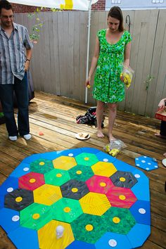 Giant Setters of Catan board game! YOU HAVE GOT TO BE KIDDING ME! Haha