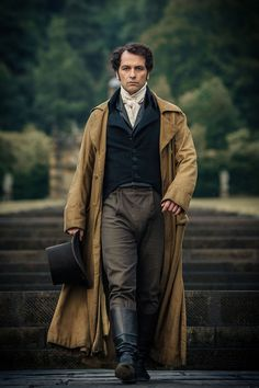Matthew Rhys as Mr. Darcy in Death Comes to Pemberley (TV Mini-Series, 2013).