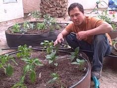 Raised Bed Vegetable Garden Install from Start to Finish.  This is an awesome video on how to construct an inexpensive and easy raised bed gardening system.  It's a bit lengthy (little bit over an hour) but he gives a TON of great info.