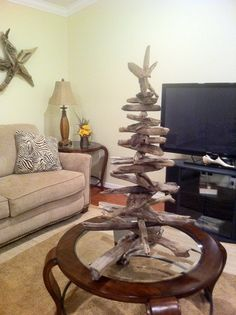 Driftwood Tree 60 x 36 Custom orders welcome by DriftingIdeas, $315.00