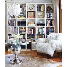 Bookshelf Refresh: Easy Weekend Organizing Project