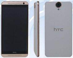 HTC-One-E9 Leaked image of HTC One E9 shows huge lens on the back