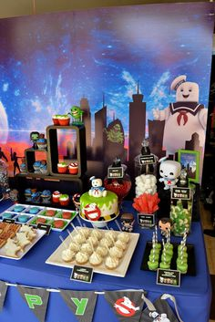 {Guardians of the Galaxy & Ghostbusters Party} by Partylicious