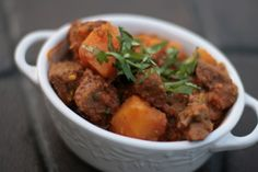 Paleo Table | Paleo Recipes, meal plans, and shopping lists: Crock Pot Beef Tagine with Butternut Squash