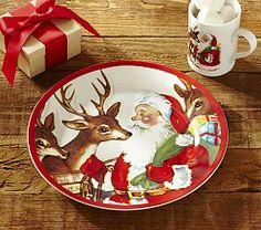 Studio J Pottery: Ideas - Christmas | CHARMING Christmas China ...