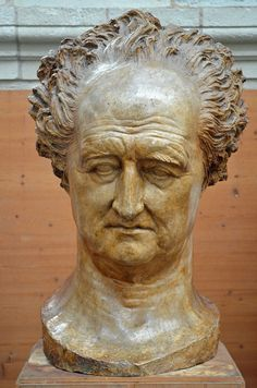David d'Angers - Goethe - Pierre-Jean David d'Angers — Wikipédia