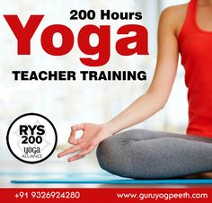 #200_Hours_Yoga_Teacher_Training_in_Rishikesh provided by #Guru_Yog_Peeth cover history of yoga and how it get changed over the time. From beginning to how one should practice yoga, mantra chanting, Pranayama, Mudras, Yoga Asans and anatomy and physiology of Yoga. Join us to learn #200_Hours_Yoga_TTC starting from 3 March 2018. For more information visit https://guruyogpeeth.com #yoga_school_in_india