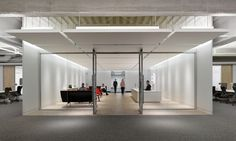 Square - San Francisco HQ by Bohlin Cywinski Jackson