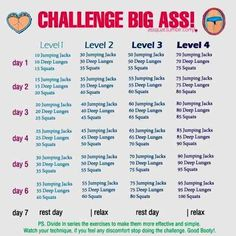 Workout Challenge positively-healthyandfit: Finally someone who understands you can't do 300 sqauts in a day! Almost all other of these types of thinks have like 500 jumping jacks and 300 squats in the end but if you do it right 100 squats is alohot! Fitness Motivation, Fitness Tips, Health Fitness, Daily Motivation, Health Diet, Exercise Motivation, Motivation Inspiration, Health Exercise, Fitness Goals