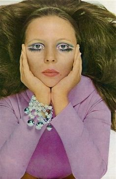 Vogue model, style icon and David Bailey's muse, Penelope Tree was the ultimate Sixties It girl