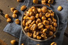 Is any road trip truly complete without a savory snack such as corn nuts? If you're like me, the answer is a resounding no. There's something utterly delightful. Corn Snacks, Savory Snacks, Vegan Snacks, Vegan Food, Nut Recipes, Light Recipes, Snack Recipes, Oven Roasted Corn, Recipes