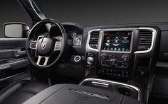 2016 Dodge Ram 1500 - interior