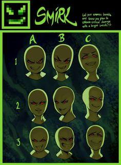 Evil Smirks! >:3