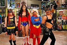 The Big Bang Theory series
