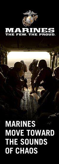 ☆ Marines The Few. Marines Move Toward The Sounds Of Chaos ☆ Marine Quotes, Usmc Quotes, Military Quotes, Military Humor, Military Life, Navy Military, Once A Marine, Marine Mom, Us Marine Corps