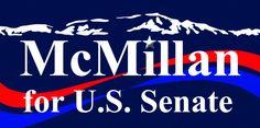 McMillan for Colorado - Home