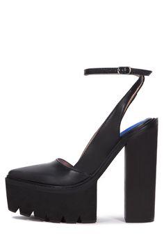 Jeffrey Campbell Shoes CELEBRITY Shop All in Black Black