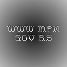 www.mpn.gov.rs
