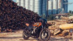 GOGO YUBARI Z1000 - RocketGarage - Cafe Racer Magazine