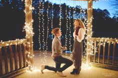Danny & Samantha.  The most perfect proposal ever.  Stephanie Parsley Photography