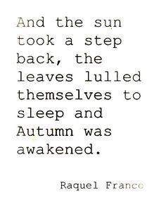 Autumn ❥