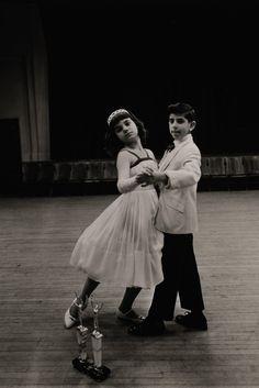 """Diane Arbus, """"National Junior Interstate Dance Champions,"""" 1963"""