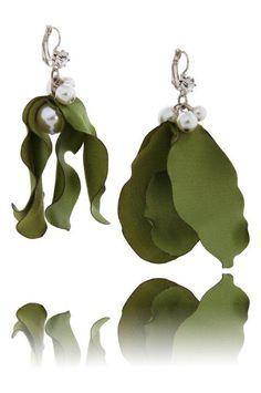 kolczyki/earrings #ByDziubeka