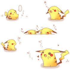 Cute Pikachu! Pokemon
