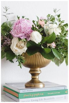 floral inspiration   office blooms
