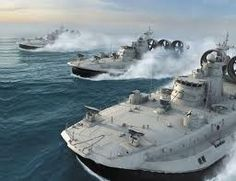 Zuber Class LCAC . . . where has the good old days of sails gone . . .