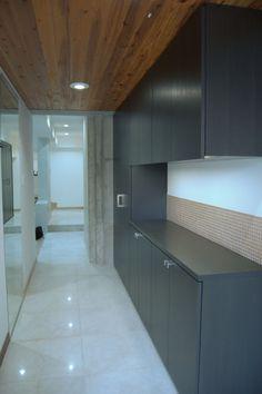 阿倍野 I邸 オーダー家具 下足入・和室収納・キッチンの画像   心映プロデュースのオーダー家具製作施工会社 0556styleが製作施工しました(2012年)
