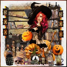 Halloween, Maya, Witch, Wreaths, Dolls, Decor, Fotografia, Lets Go, Once Upon A Time