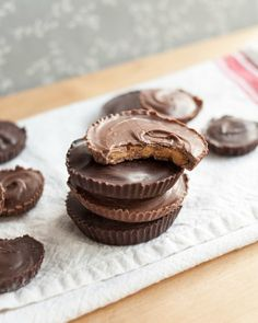 How To Make Peanut Butter Cups — Cooking Lessons from The Kitchn