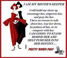 I am My Sisters Keeper