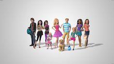 Nueva serie web de Barbie