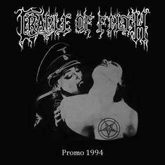 Cradle Of Filth - Promo 1994