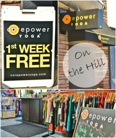 """CorePower Boulder - A Yogi's Favorite Places! Kim Payes, fitness enthusiast and BoulderHomeSource.com agent says, """"Core Power Yoga has been part of my life for as long as it has been in Boulder."""""""