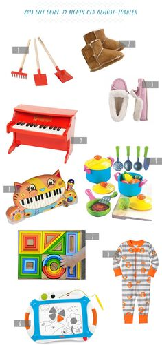 Hip hip hooray 13 best birthday gifts for one year olds for Kitchen set for 1 year old