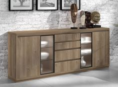 Awesome Aparador Kay 800 Design Ideas for Your Home Decorating and Home Remodeling of The Years Dining Room Furniture Design, Dining Room Sideboard, Cabinet Furniture, Console, Muebles Home, Muebles Living, Small Apartment Hacks, Crockery Cabinet, Online Furniture