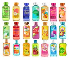 """Bath and Body Works Shower Gel"" by iamcaitlyn ❤ liked on Polyvore featuring beauty and MANGO"