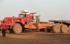 Kenworth 953 Super. Strongest oil field truck in the world.