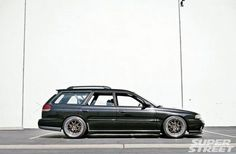 We take Import Tuner's old 1998 Subaru Legacy GT Wagon over to JDM Engine Pro to get a new engine courtesy of a JDM Legacy. Subaru Wrx Wagon, Subaru Legacy Gt Wagon, Subaru Gt, Subaru Forester, Subaru Impreza, Subaru Station Wagon, Jdm Engines, Legacy Outback, Engine Swap