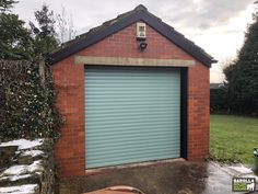 Electric roller garage doors allow you to enter your home in style. Installing roller garage doors UK wide, a garage door from our collection of automatic roller garage doors will transform your garage's look.  #garagedoorsmakeover #garagedoorcurbappeal #garagedooruk #garagedoorideas #garagedoordesign #garagedoordecor #garagedoormakeover #garagedoorpaint #garagedoorcolours #garagedoorcolour