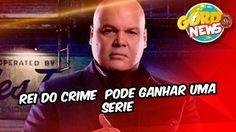 Rei do crime - Personagem pode ganhar uma serie?!