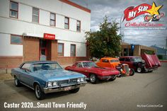 HITTING THE ROAD TO CASTOR, ALBERTA FOR AN EXCELLENT SMALL-TOWN CAR SHOW 1971 Dodge Charger, Performance Goals, Mission Accomplished, Dodge Dart, S Car, Guest List, Great Stories, Car Show, Old Cars