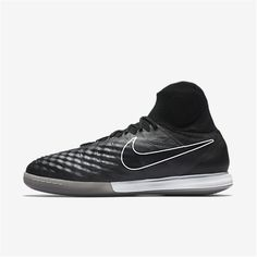 e91601567 Nike Soccer Cleats Outlet · Nike MagistaX Proximo II IC (Dark Grey   Volt   Cool  Grey   Black)